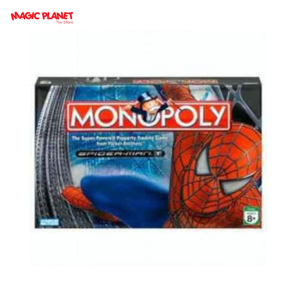 Monopoly: Spider-Man