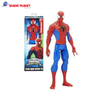 Titan Hero Series Spider-Man 12 inch Action Figure