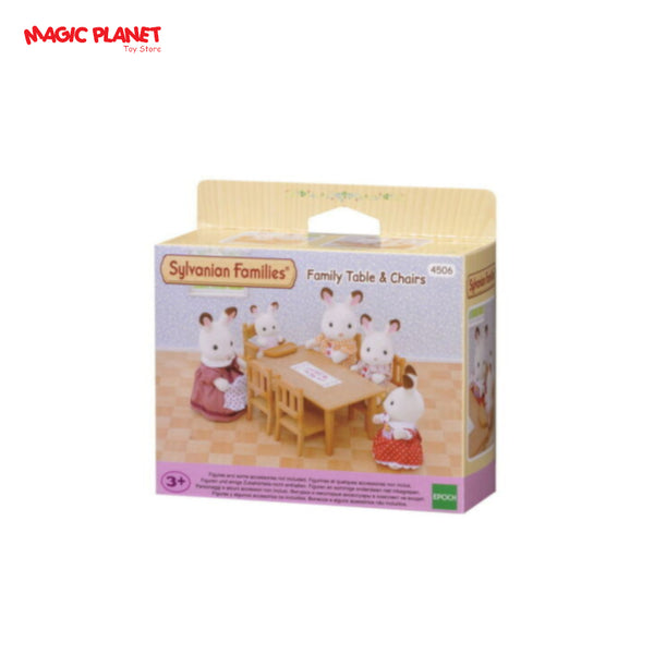 SYLVANIAN FAMILIES - Table&Chairs