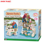 SYLVANIAN FAMILIES -Secret Island Playhouse