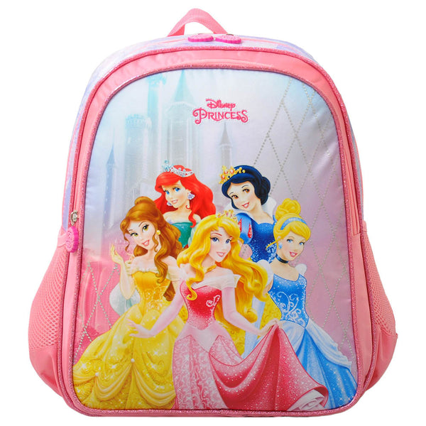 "Disney - Princess Shine 15"" Backpack - Pink"