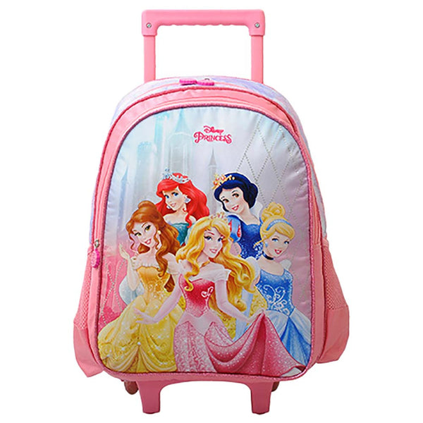 "Disney - Princess Shine 16"" Trolley Bag - Pink"