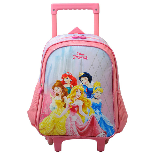 "Disney - Princess Shine 14"" Trolley Bag - Pink"