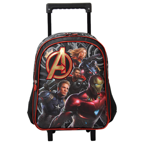 "Avengers - United To Fight Trolley Bag 14"" - Black"