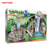 Wrebbit 3D 2011 Midtown West New York 3D Puzzle