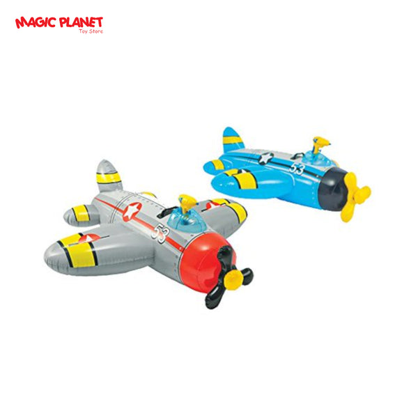 INTEX - Water Gun Plane Ride-On