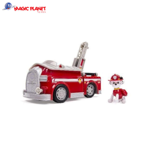 Paw Patrol Pups & Vehicles