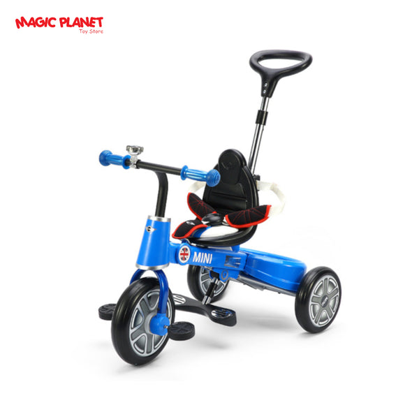 RASTAR - MINI Cooper 10'' Folding Bike Baby Tricycle