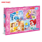 CLEMENTONI Disney Princess Puzzle - 30 Pieces