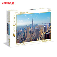 CLEMENTONI New York, Puzzle 2000 pcs