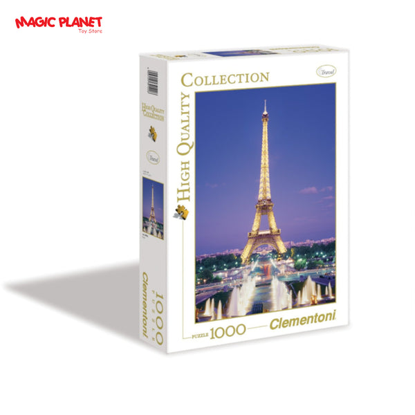 CLEMENTONI Paris Puzzle - 1000 Pieces