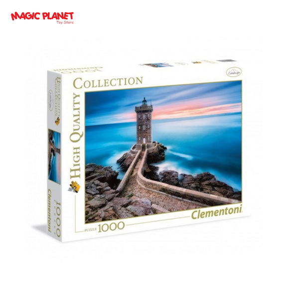 CLEMENTONI The Lighthouse Puzzle - 1000 Pieces