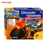 Lisciani Discover Volcanoes