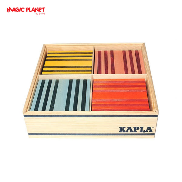 KAPLA - OctoColour 100 Pcs