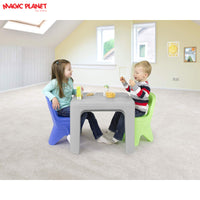 SIMPLAY3 - Play Around Table & Chairs