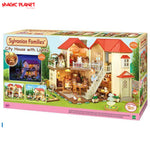 SYLVANIAN FAMILIES -City House With Lights
