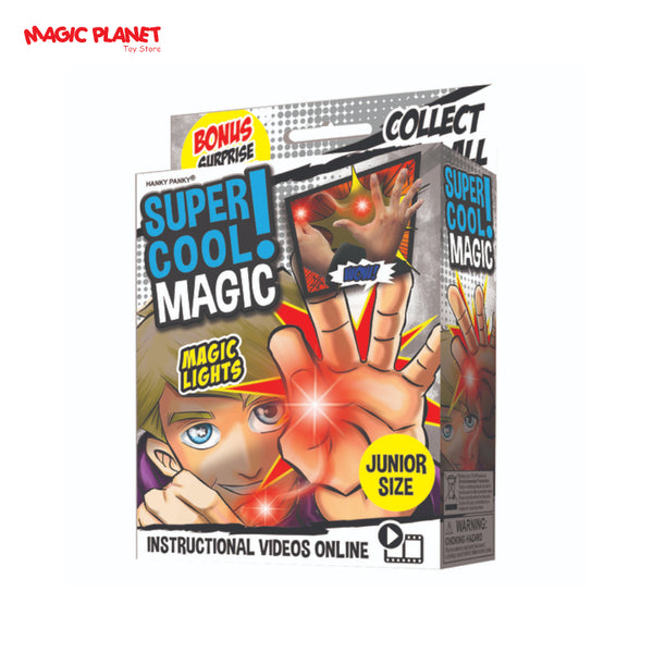 HANKY PANKY - Super Cool Magic (Magic Lights)