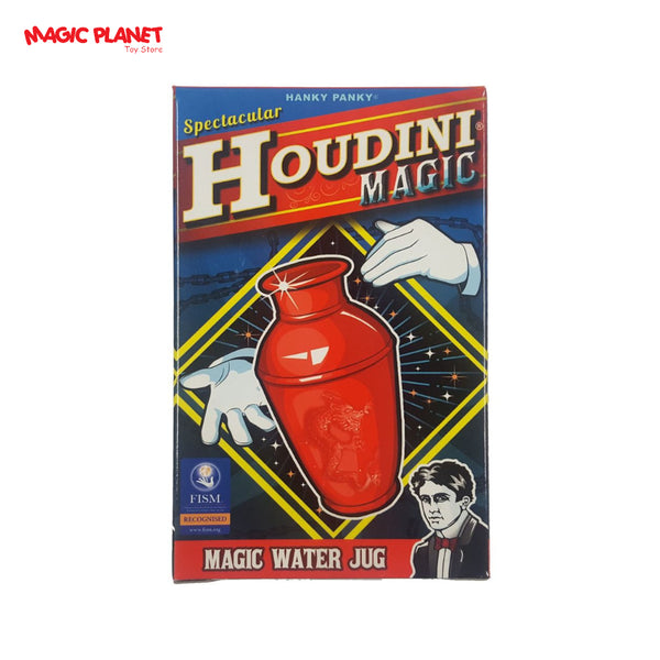 HANKY PANKY - Houdini Magic (Magic Water Jug)