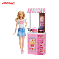 Barbie Careers Bakery Playset
