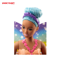Barbie Dreamtopia Fairy Doll with Blue Hair & Rainbow Wings