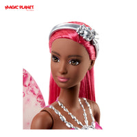 Barbie Dreamtopia Fairy Doll, Red Hair