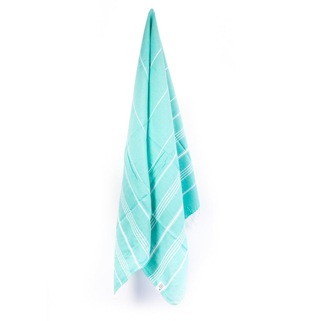 Classic Turkish Towel Turquoise