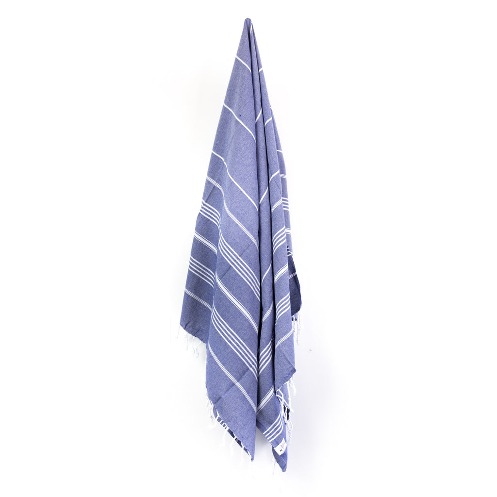 Classic Turkish Towel Navy
