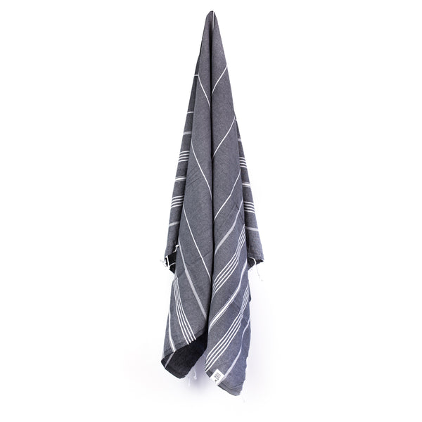 Classic Turkish Towel Black