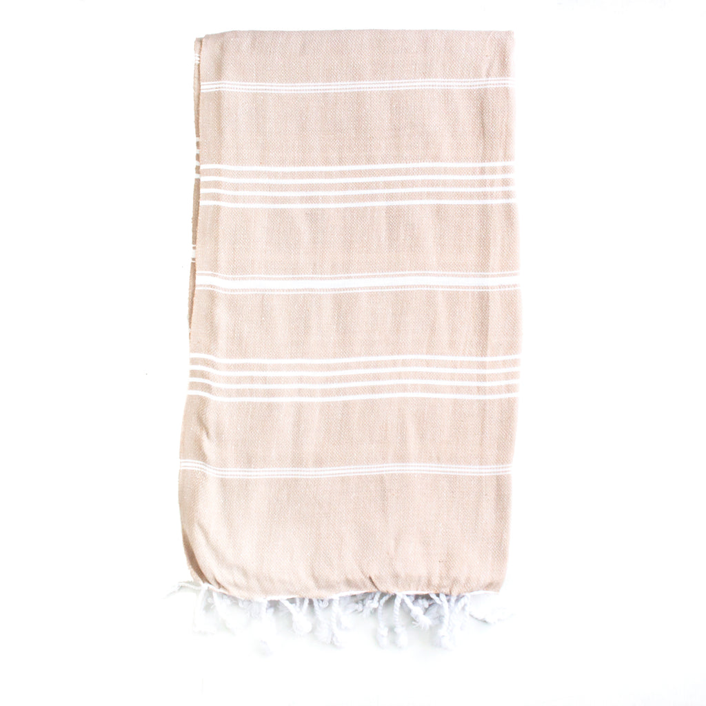 Classic Turkish Towel Sand