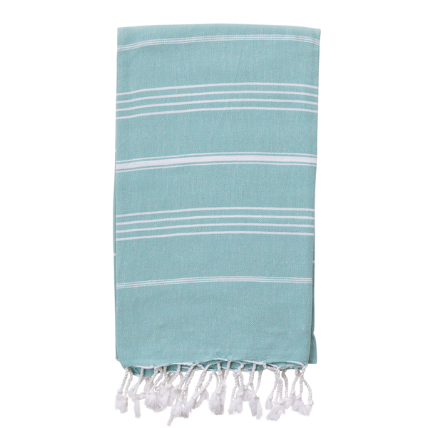 Classic Turkish Towel Mint