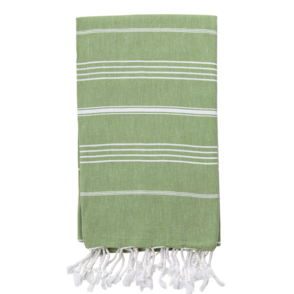 Classic Turkish Towel Olive