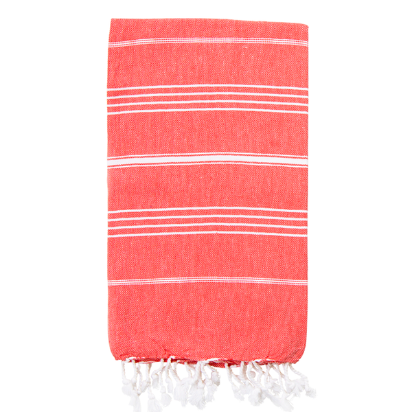 Classic Turkish Towel Watermelon - NEW