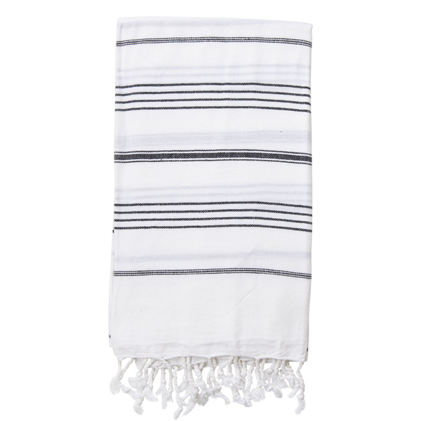 Classic Turkish Towel White