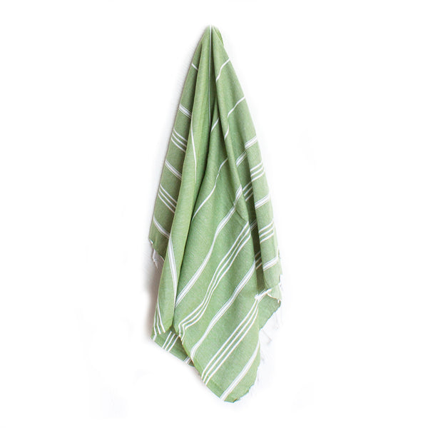 Classic Small Towel Olive