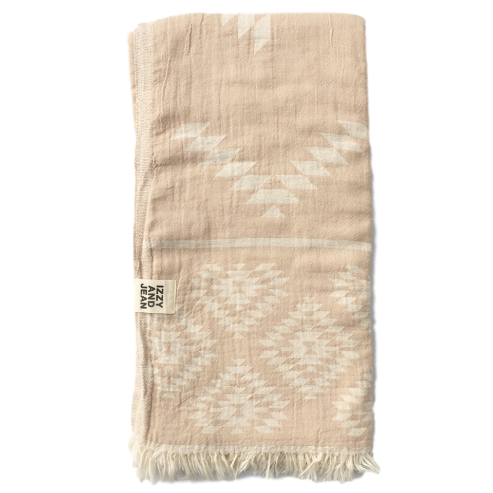 Kilim Turkish Towel Sand