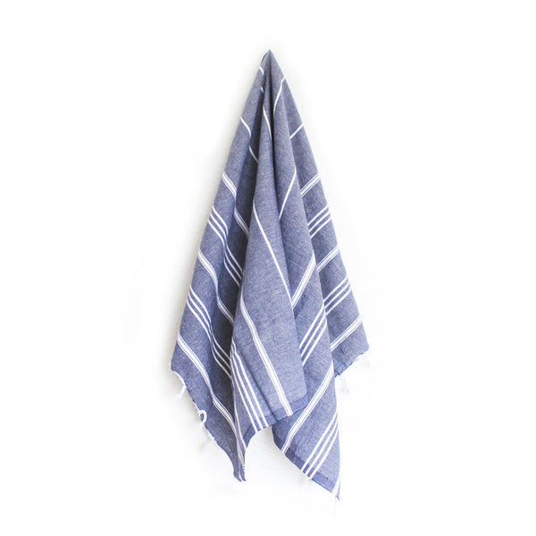 Classic Small Towel Navy