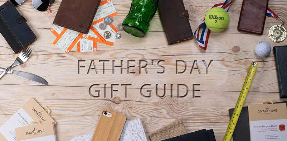 Snakehive Father's Day Gift Guide - phone cases