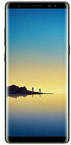 rumoured image of the Note 8 design