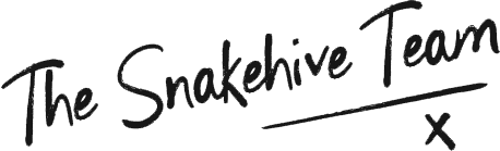The Snakehive Team logo