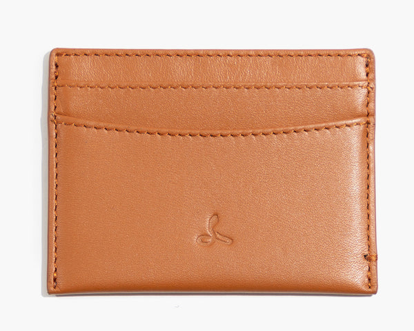 LEATHER CREDIT CARDHOLDER - THE ESSENTIAL COLLECTION