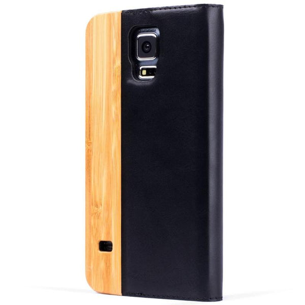 Wilderness Wood Wallet - Samsung Galaxy S5 / S5 Neo