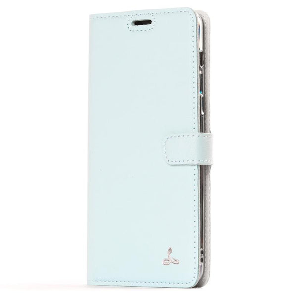 Pastel Leather Wallet - Samsung Galaxy A8 Plus (2018)