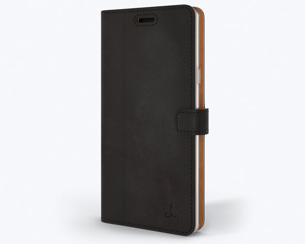 Vintage Leather Wallet - Samsung Galaxy Note 9