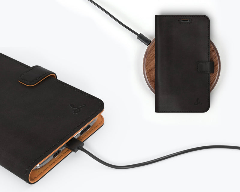 Vintage Leather Wallet - Apple iPhone 11 Pro Max