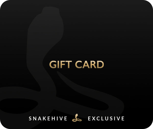 Black Friday £5 Snakehive E-Gift Card
