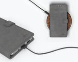 Vintage Leather Wallet - Samsung Galaxy S20