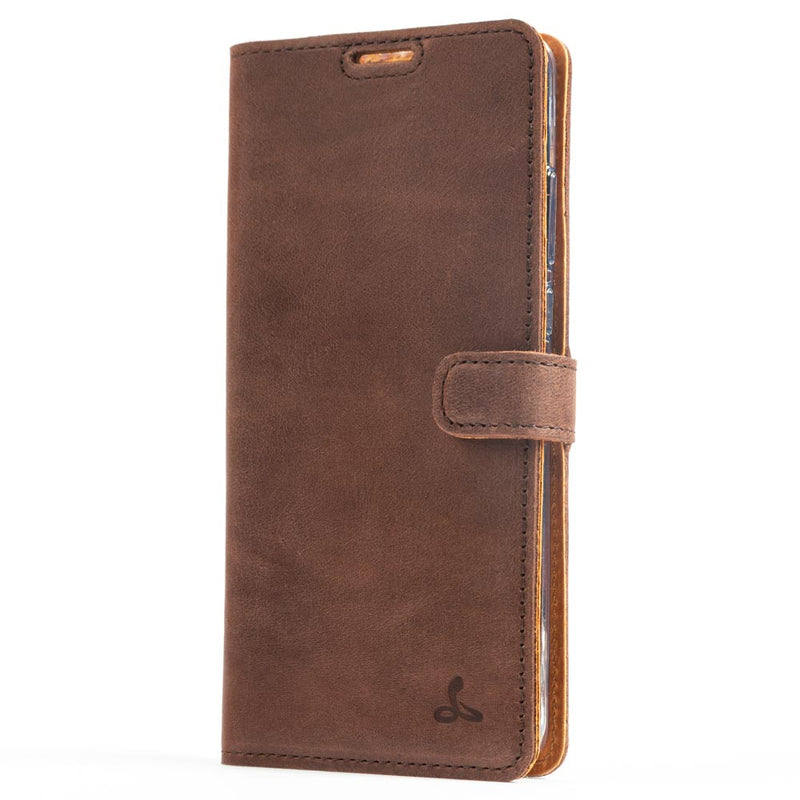 Vintage Leather Wallet - Huawei P30 Pro
