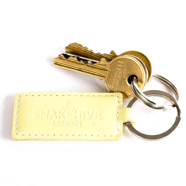 Pastel Lemon Key Ring - Snakehive