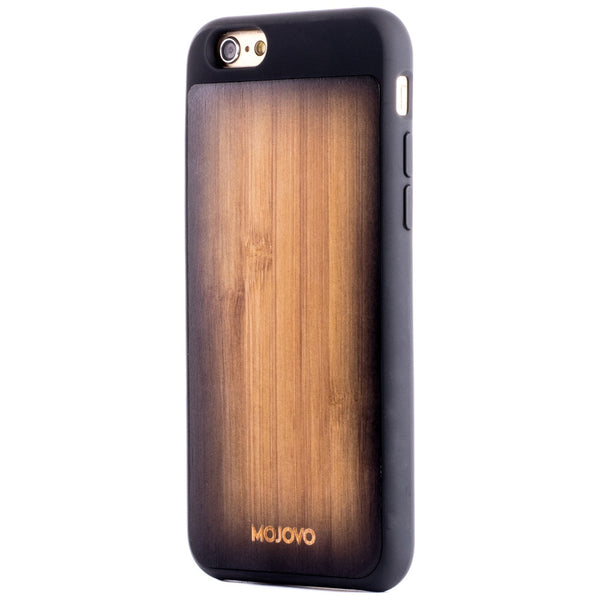 Mojovo Antique Bamboo Back Case - Apple iPhone 6/6s - Snakehive