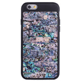 Mojovo Iridescent Deep Sea Back Case- Apple iPhone 6/6s (Black Case) - Snakehive
